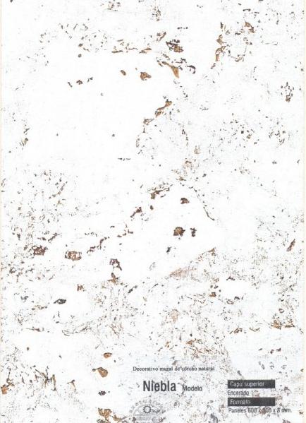 Corcho natural decorativo niebla - Corcho decorativo ...