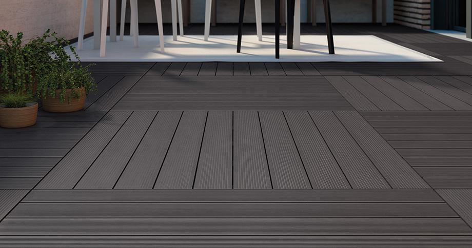 Suelo de composite para exterior precios materiales de - Suelo para terraza exterior ...