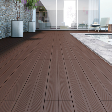 Tarima tecnol gica madera for Pavimento ceramico exterior barato