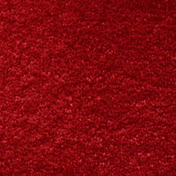 Moqueta minerva rojo for Alfombras de colores